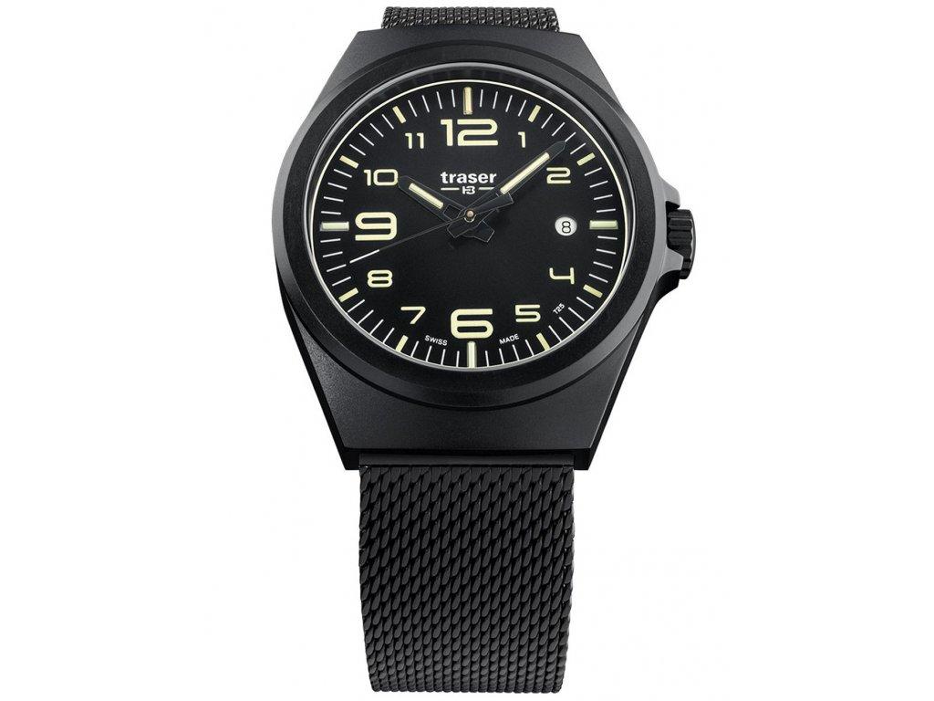Pánské hodinky Traser H3 108206 P59 Esssential M Black