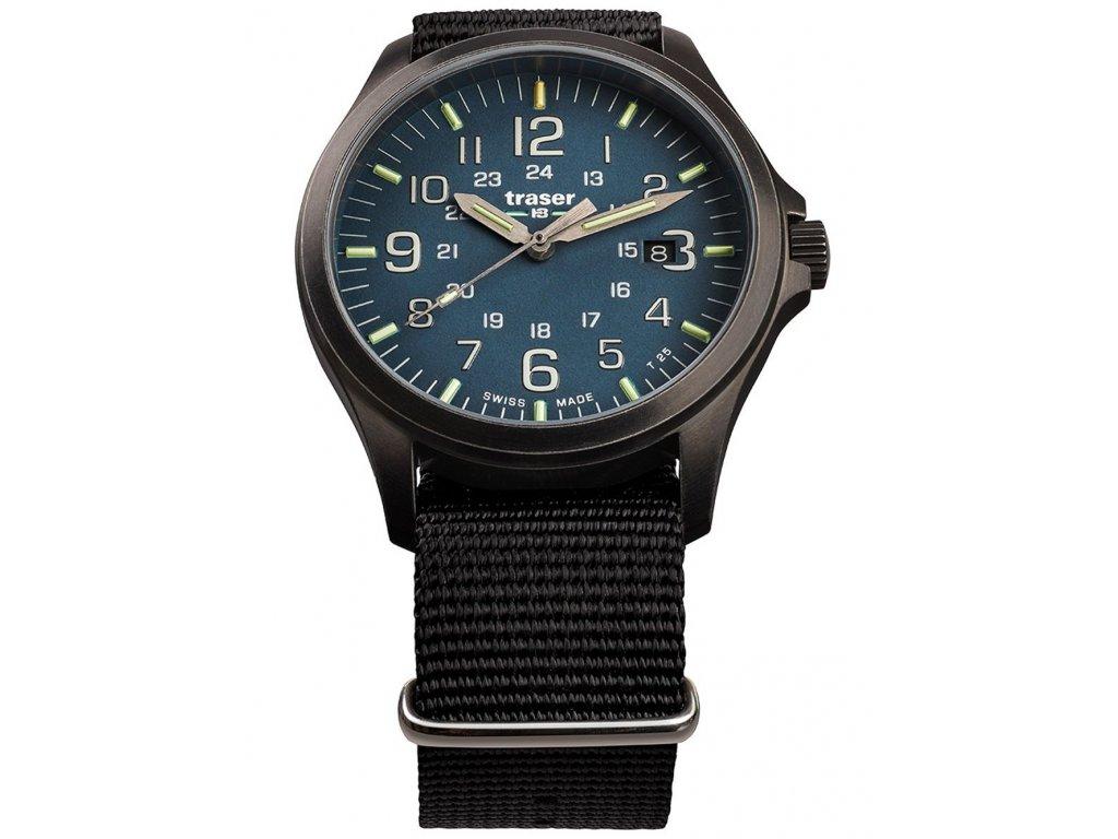 Pánské hodinky Traser H3 108632 P67 Officer GunMetal Blue