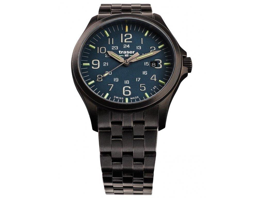 Pánské hodinky Traser H3 108739 P67 Officer GunMetal