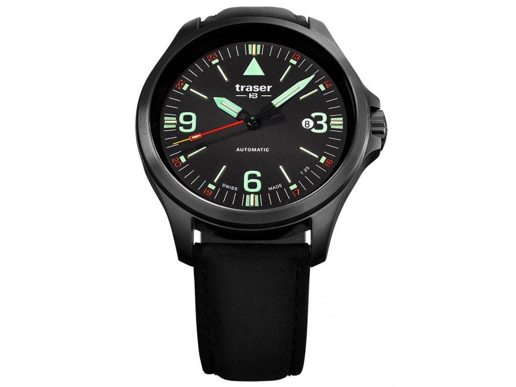 Pánské hodinky Traser H3 108075 P67 Officer GunMetal