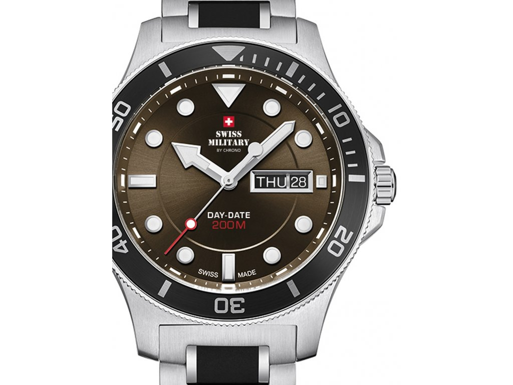 Pánské hodinky Swiss Military SM34068.03