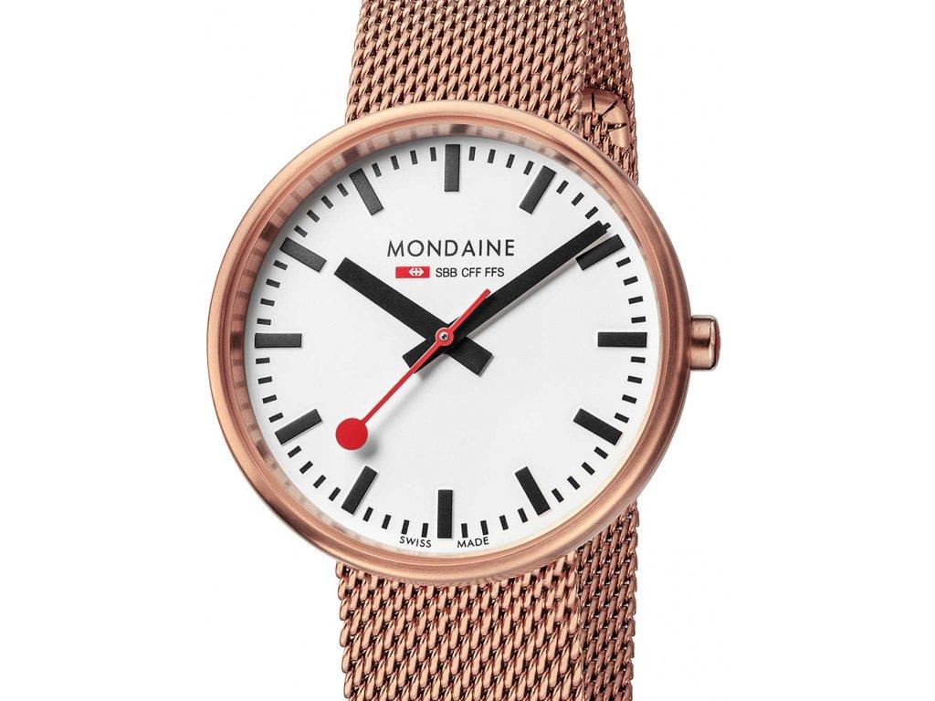 Dámské hodinky Mondaine A763.30362.22SBM SBB Mini-Giant
