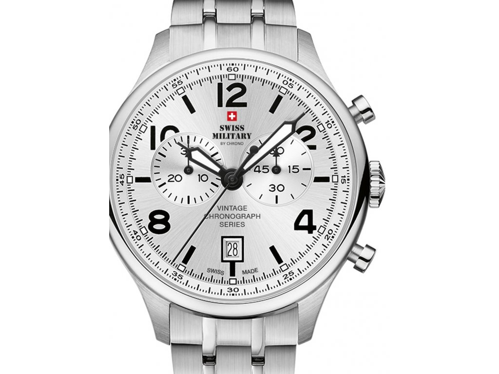 Pánské hodinky Swiss Military SM30192.02