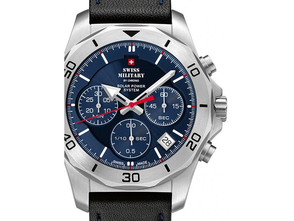 Pánské hodinky Swiss Military SMS34072.05 Solar