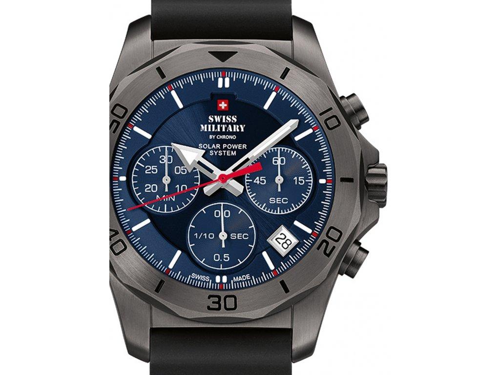 Pánské hodinky Swiss Military SMS34072.08 Solar