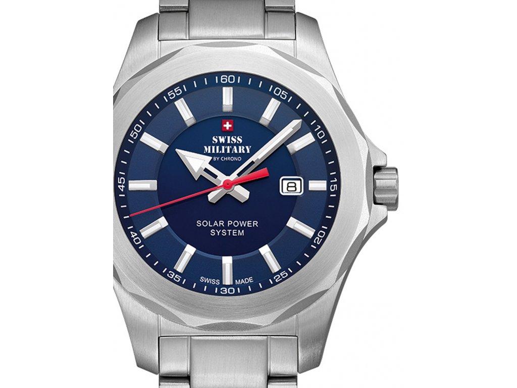 Pánské hodinky Swiss Military SMS34073.02 Solar