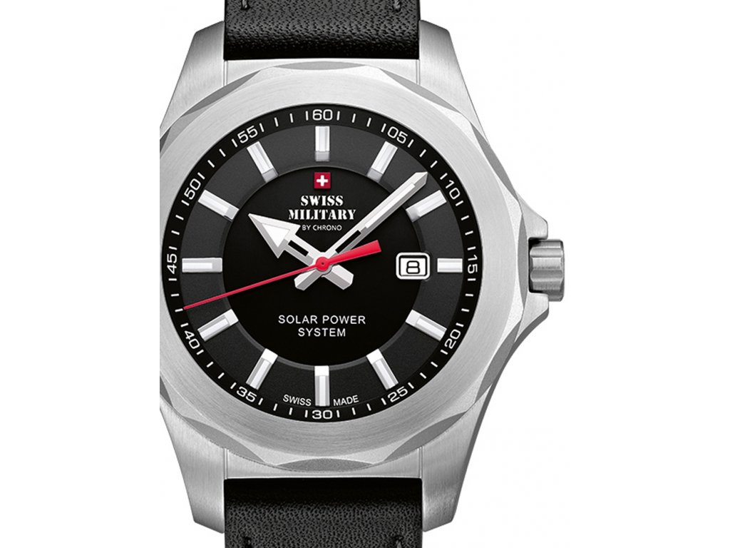 Pánské hodinky Swiss Military SMS34073.04 Solar