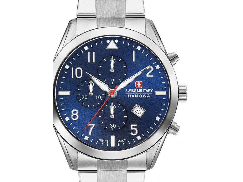 Pánské hodinky Swiss Military Hanowa 06-5316.04.003 Helvetus