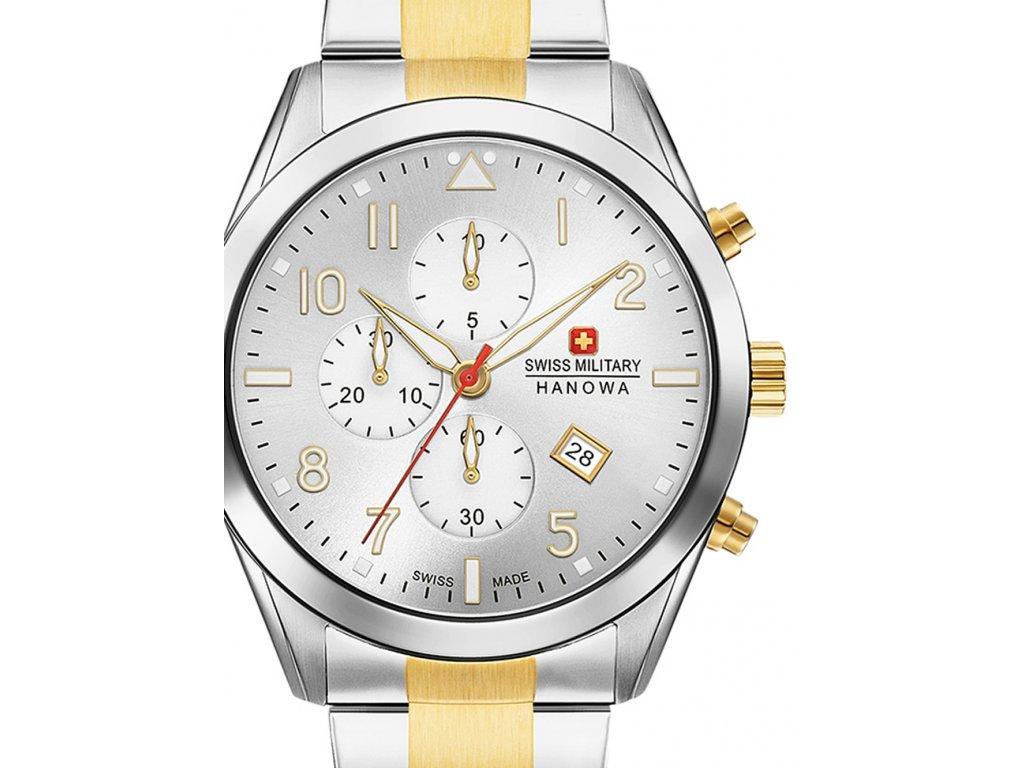 Pánské hodinky Swiss Military Hanowa 06-5316.55.001 Helvetus