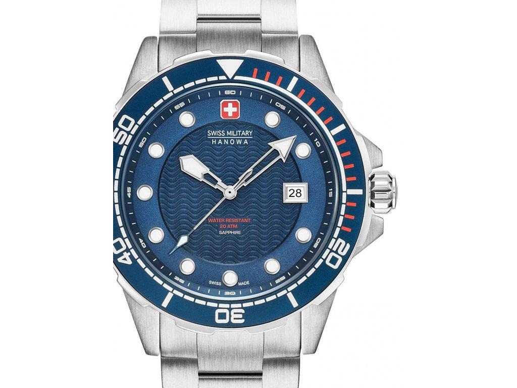 Pánské hodinky Swiss Military Hanowa 06-5315.04.003 Neptune Diver