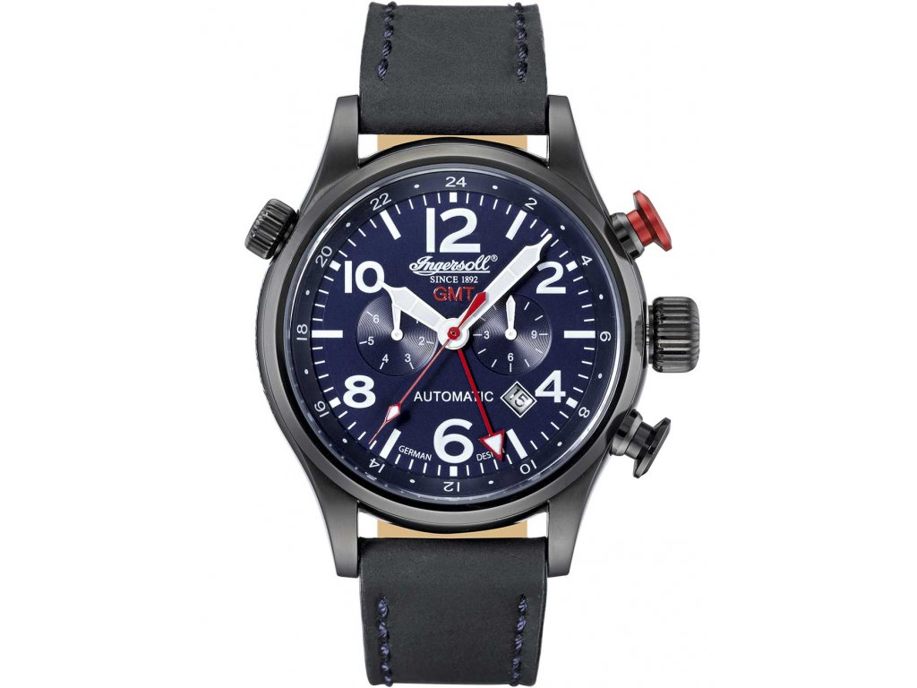 Pánské hodinky Ingersoll IN3218BBL Lawrence