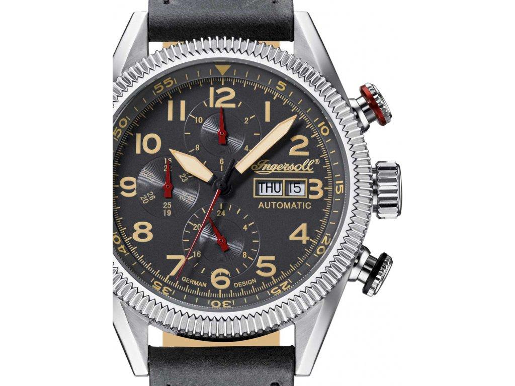 Pánské hodinky Ingersoll IN1102GU Grizzly