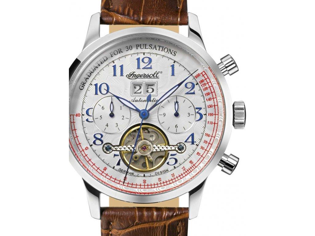 Pánské hodinky Ingersoll IN2002WH Quebec