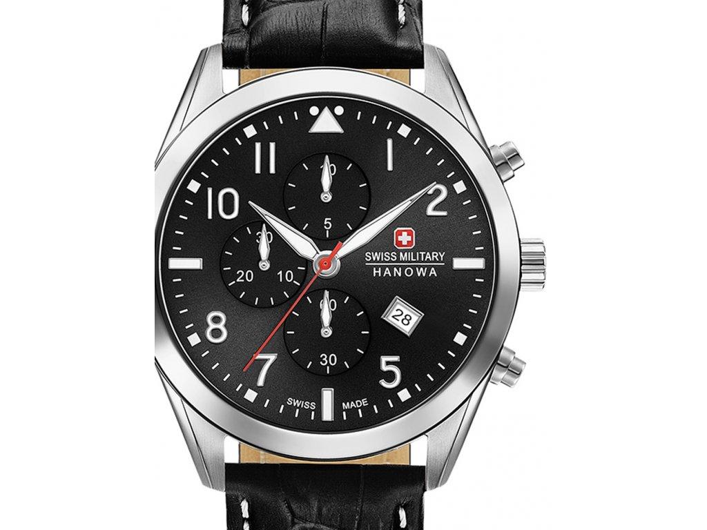 Pánské hodinky Swiss Military Hanowa 06-4316.04.007 Helvetus