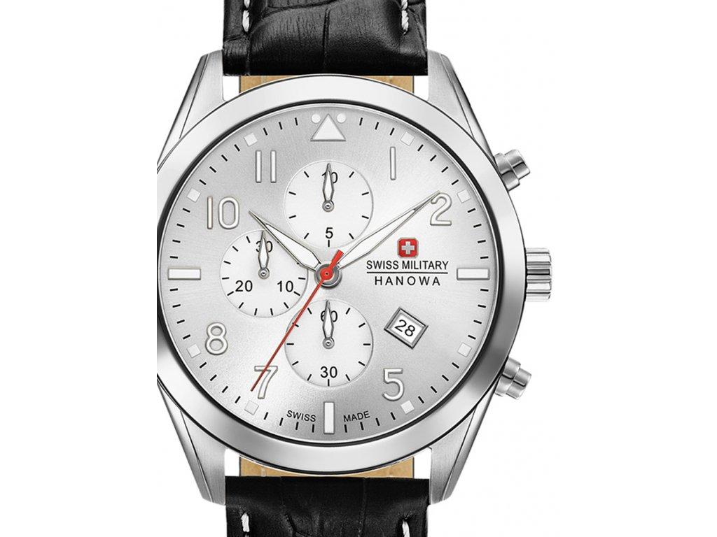 Pánské hodinky Swiss Military Hanowa 06-4316.04.001