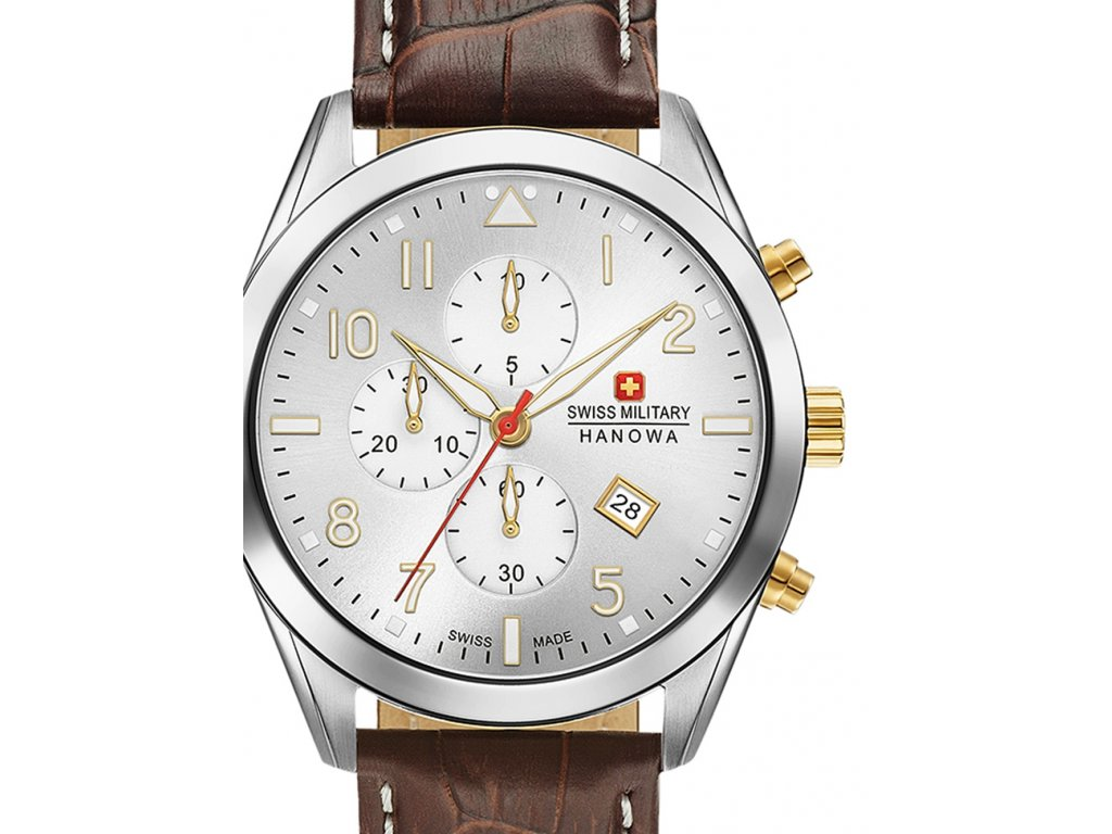 Pánské hodinky Swiss Military Hanowa 06-4316.04.001.02 Helvetus