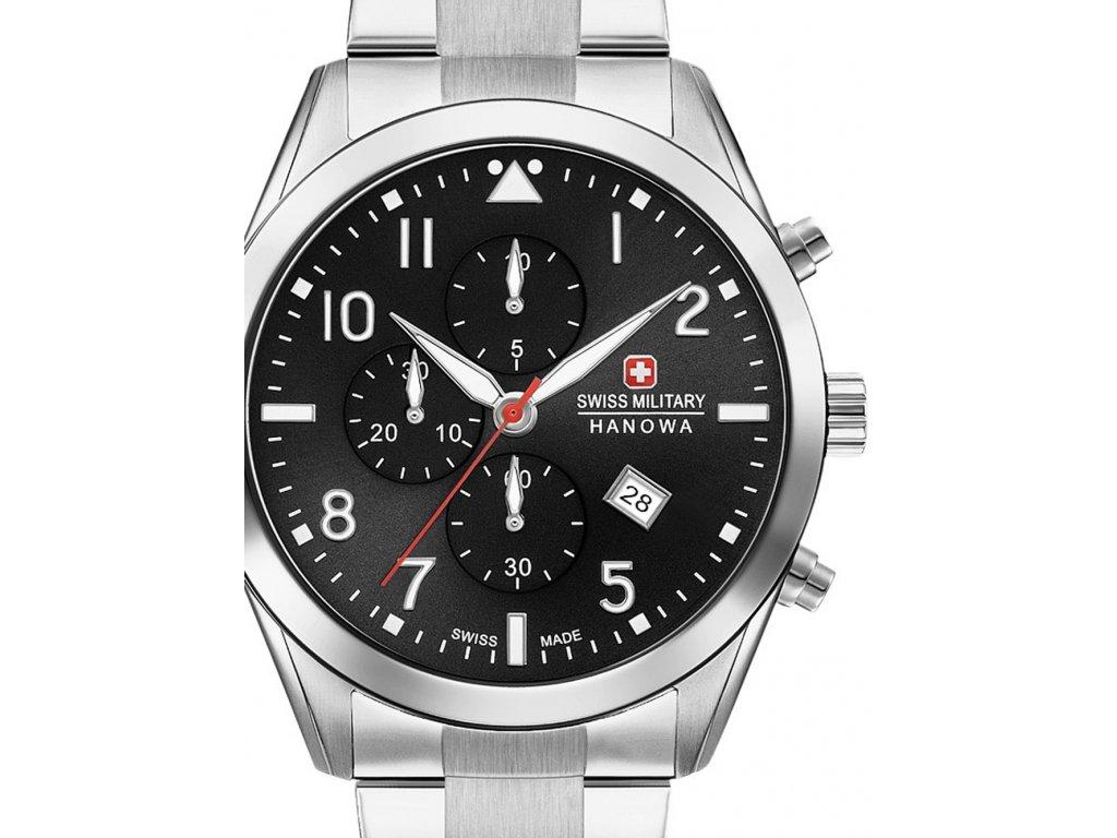 Pánské hodinky Swiss Military Hanowa 06-5316.04.007 Helvetus