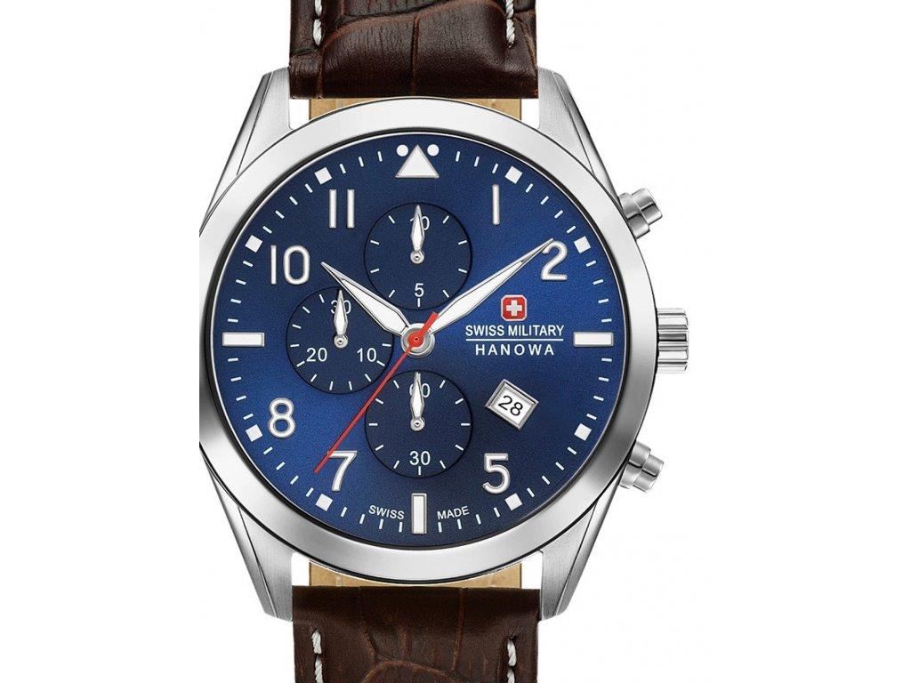 Pánské hodinky Swiss Military Hanowa 06-4316.04.003 Helvetus