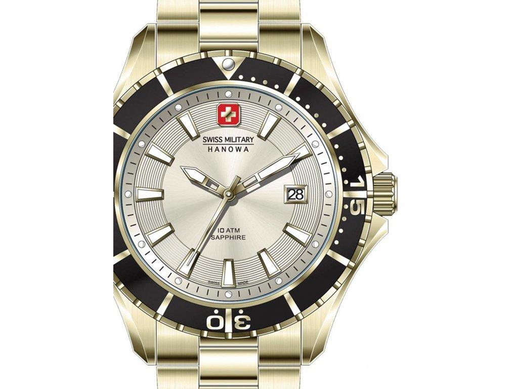 Pánské hodinky Swiss Military Hanowa 06-5296.02.002 Nautila
