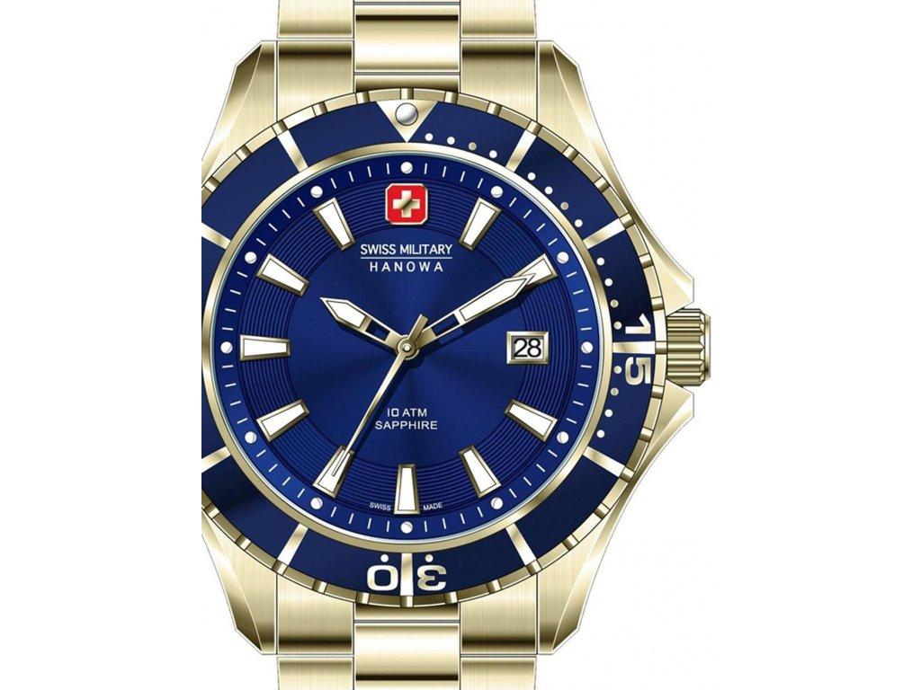 Pánské hodinky Swiss Military Hanowa 06-5296.02.003 Nautila
