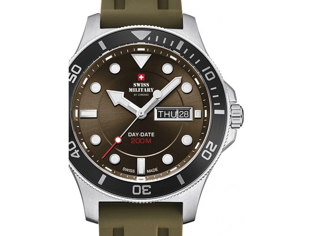 Pánské hodinky Swiss Military SM34068.09
