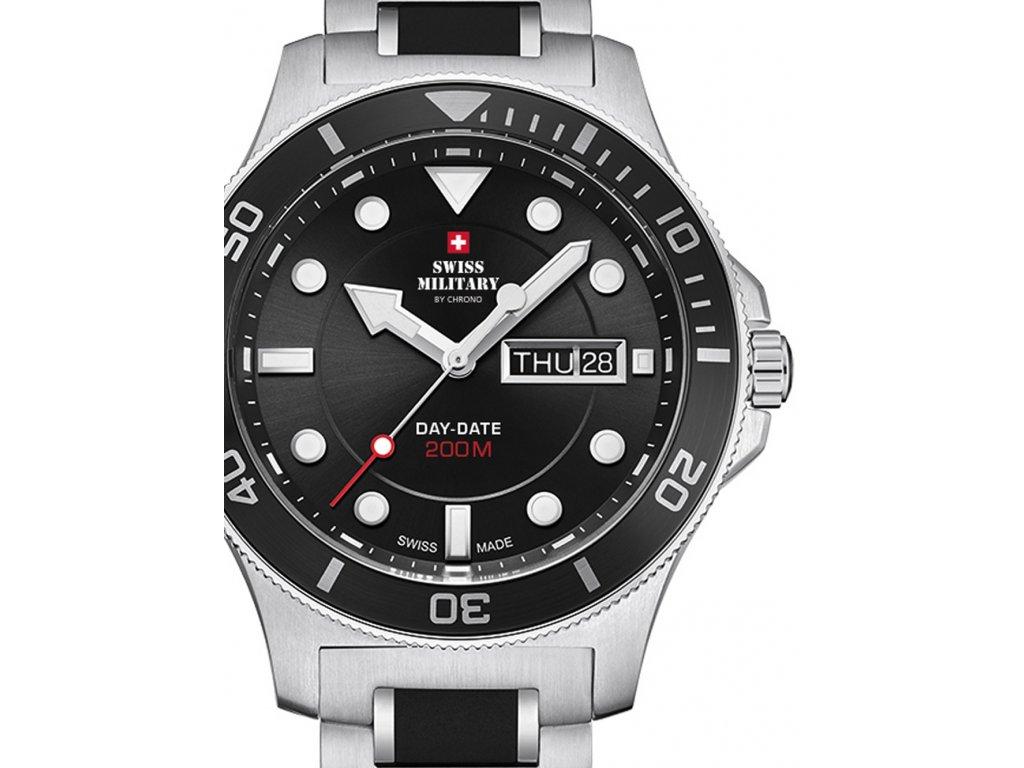 Pánské hodinky Swiss Military SM34068.01