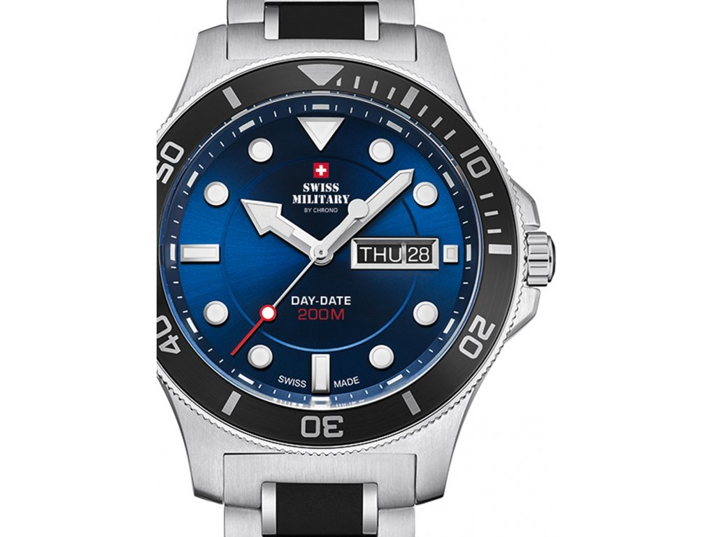 Pánské hodinky Swiss Military SM34068.02