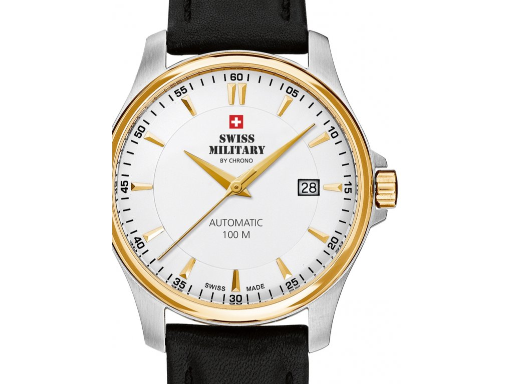 Pánské hodinky Swiss Military SMA34025.07