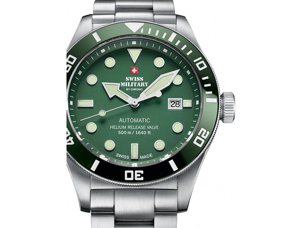 Pánské hodinky Swiss Military SMA34075.03