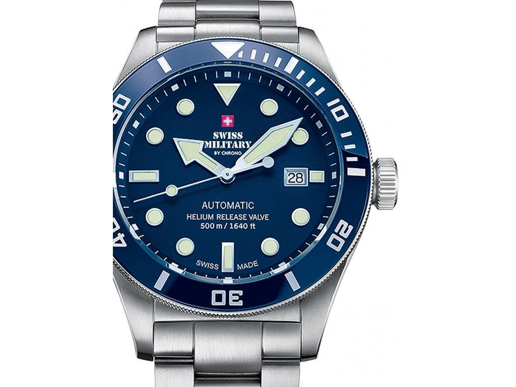 Pánské hodinky Swiss Military SMA34075.02