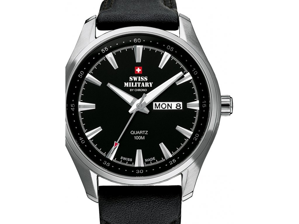 Pánské hodinky Swiss Military SM34027.05