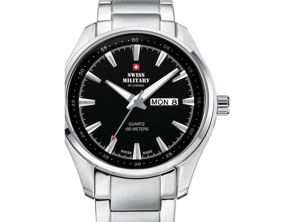 Pánské hodinky Swiss Military SM34027.01