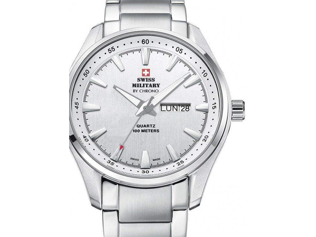 Pánské hodinky Swiss Military SM34027.02