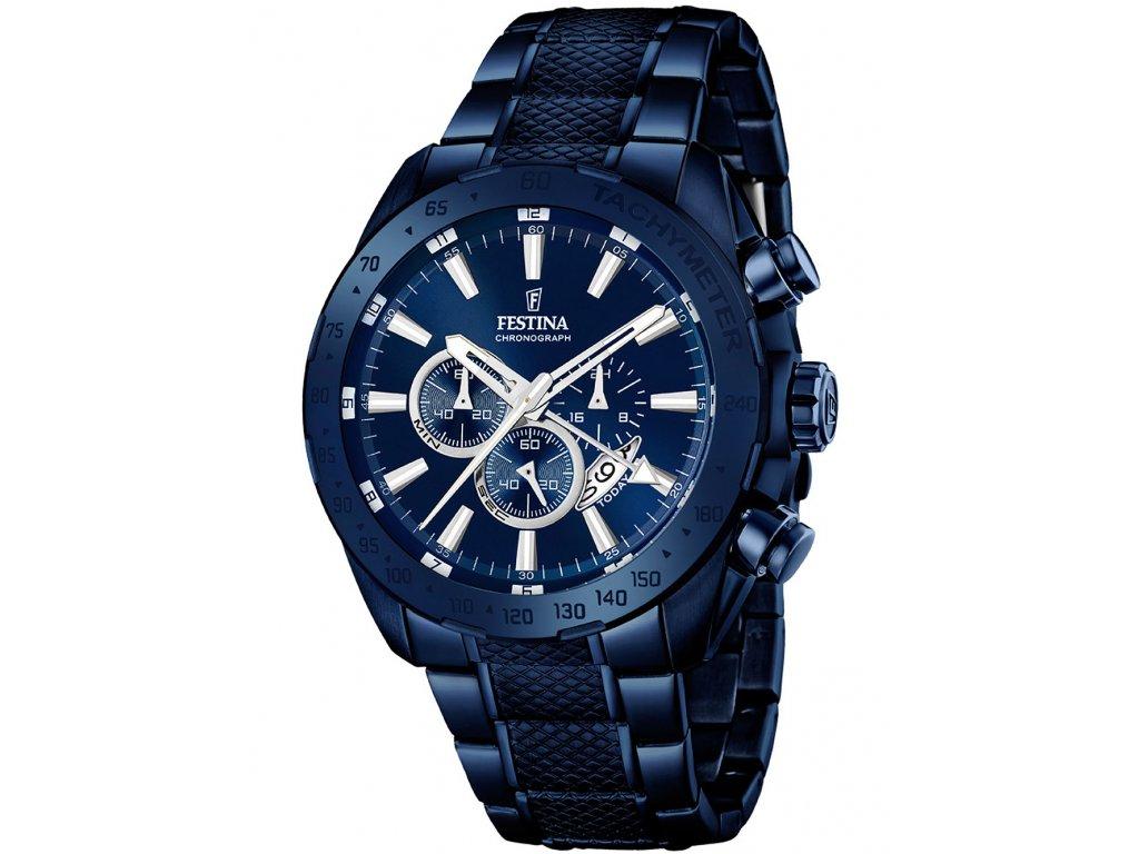 Pánské hodinky Festina F16887/1 Dual-Time