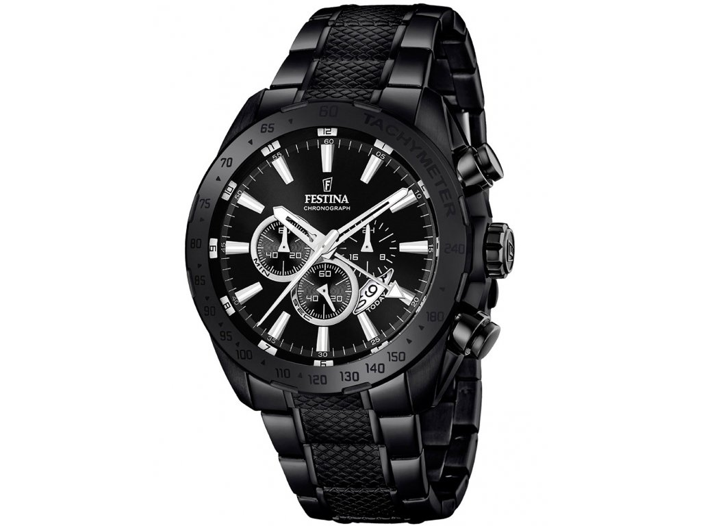 Pánské hodinky Festina F16889/1 Dual-Time