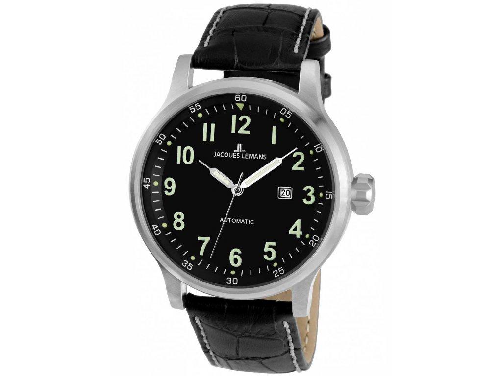 Pánské hodinky Jacques Lemans 1-1723G Porto