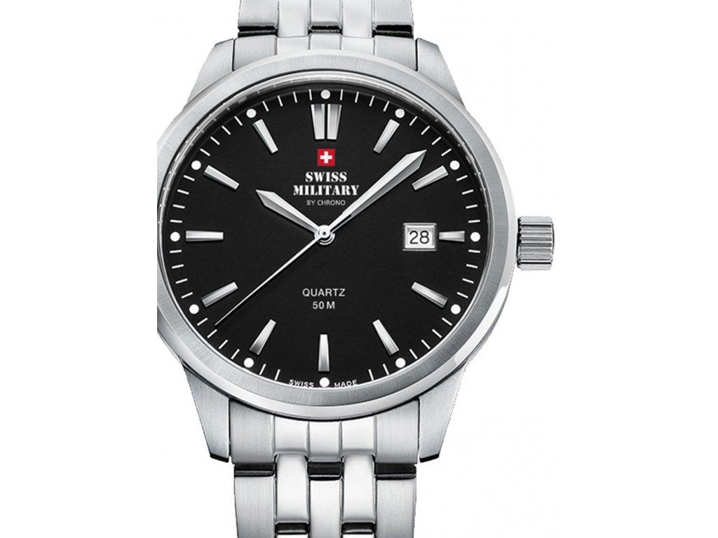 Pánské hodinky Swiss Military SMP36009.01