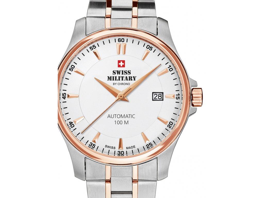 Pánské hodinky Swiss Military SMA34025.09