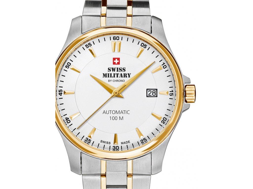 Pánské hodinky Swiss Military SMA34025.03