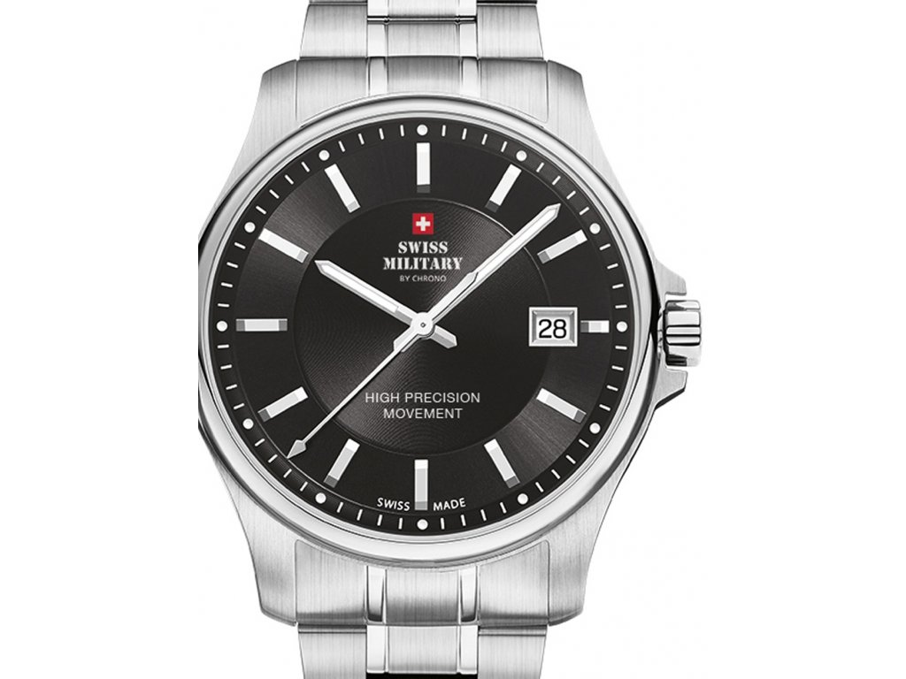Pánské hodinky Swiss Military SM30200.01