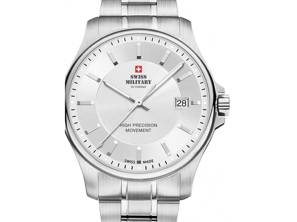 Pánské hodinky Swiss Military SM30200.02