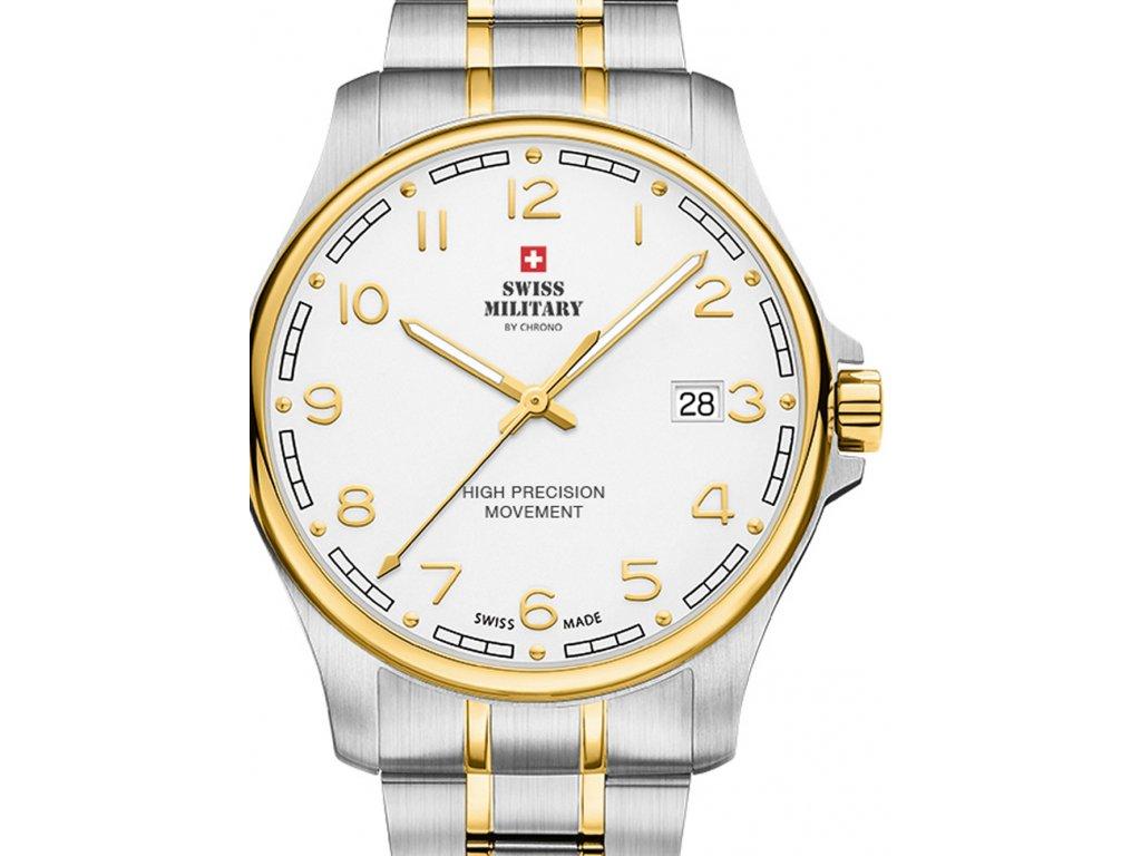 Pánské hodinky Swiss Military SM30200.20