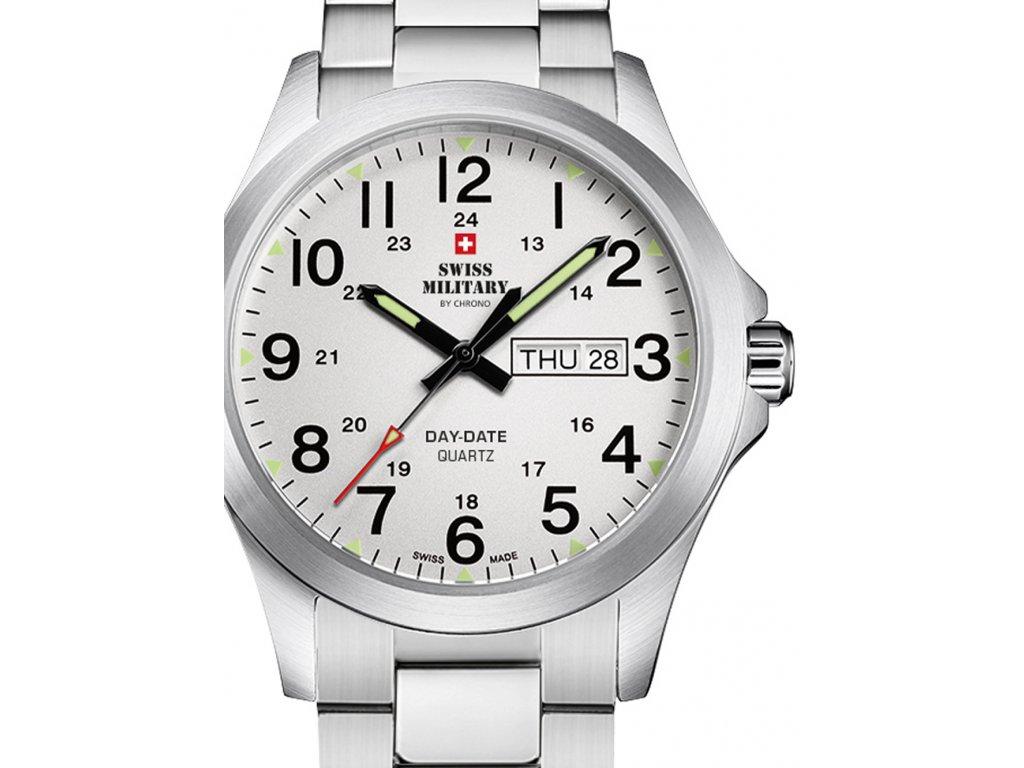 Pánské hodinky Swiss Military SMP36040.26