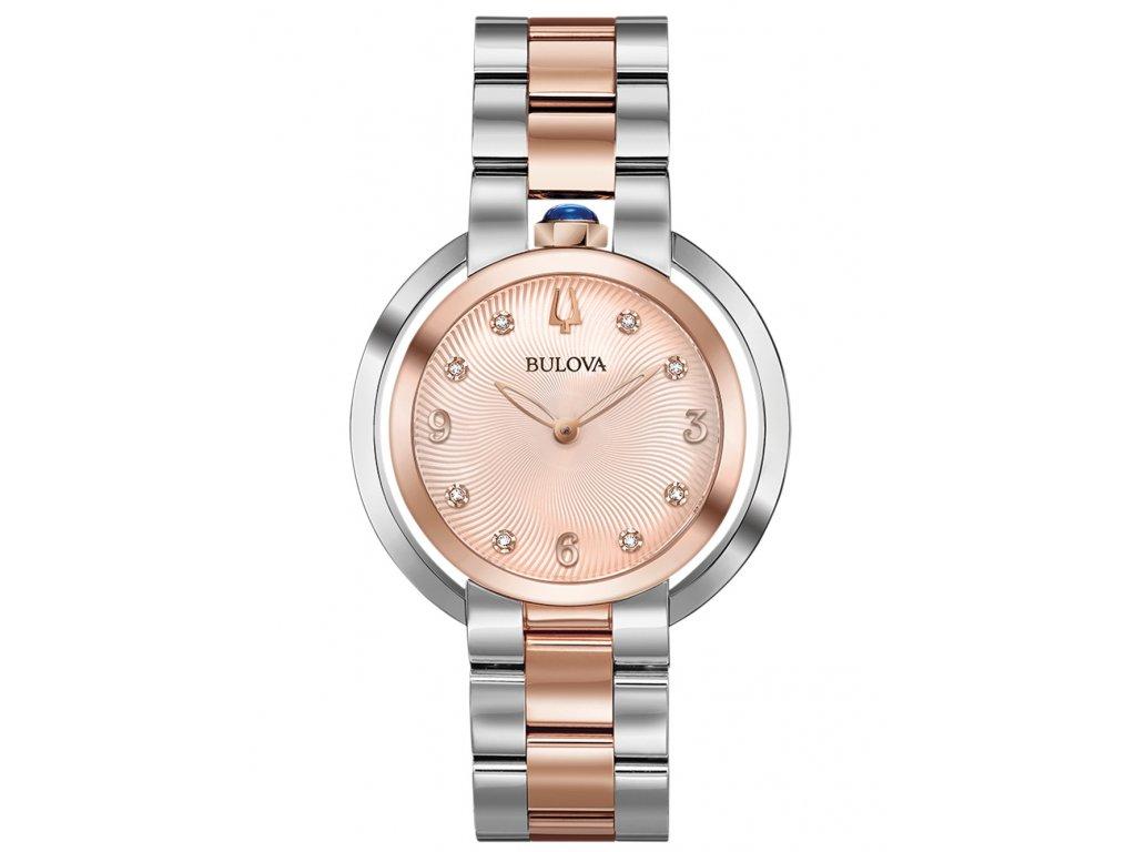 Dámské hodinky Bulova 98P174 Rubaiyat