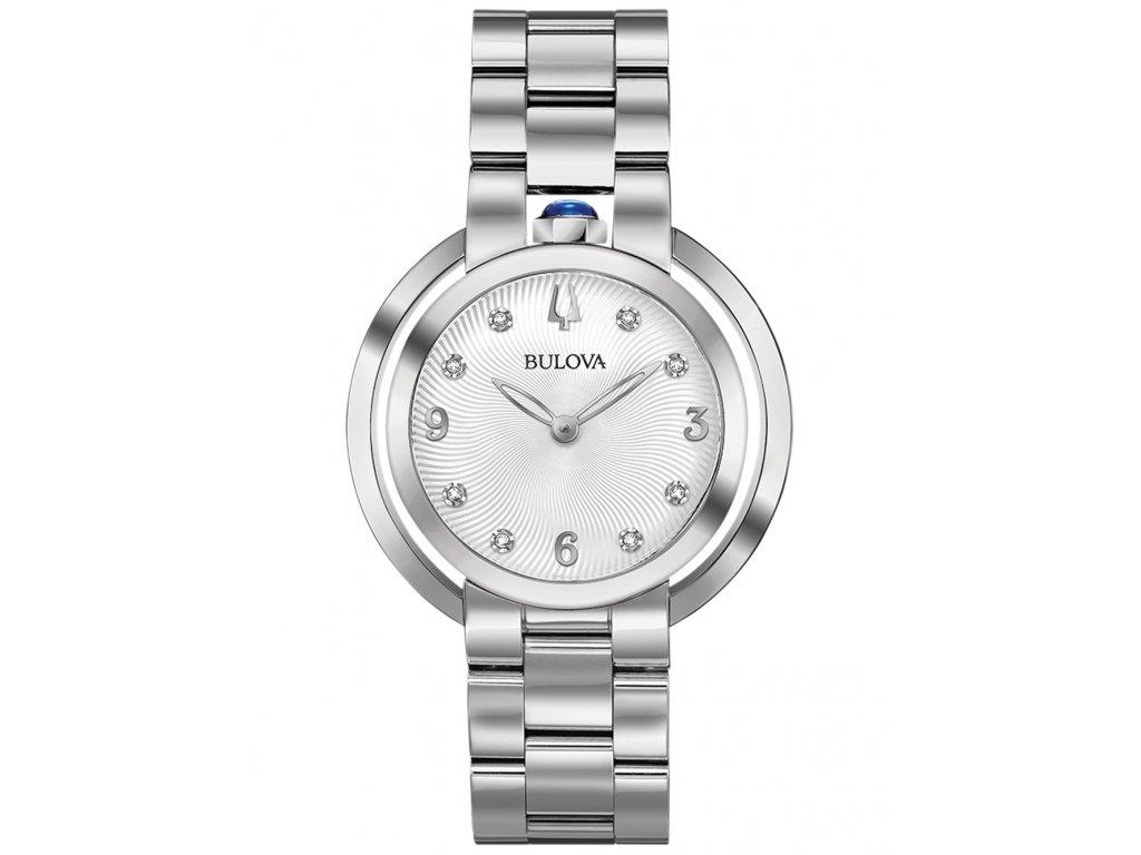 Dámské hodinky Bulova 96P184 Rubaiyat