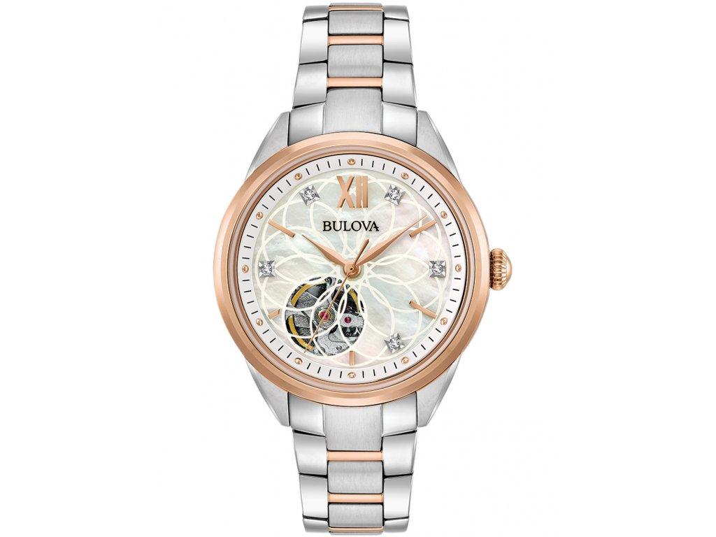 Dámské hodinky Bulova 98P170