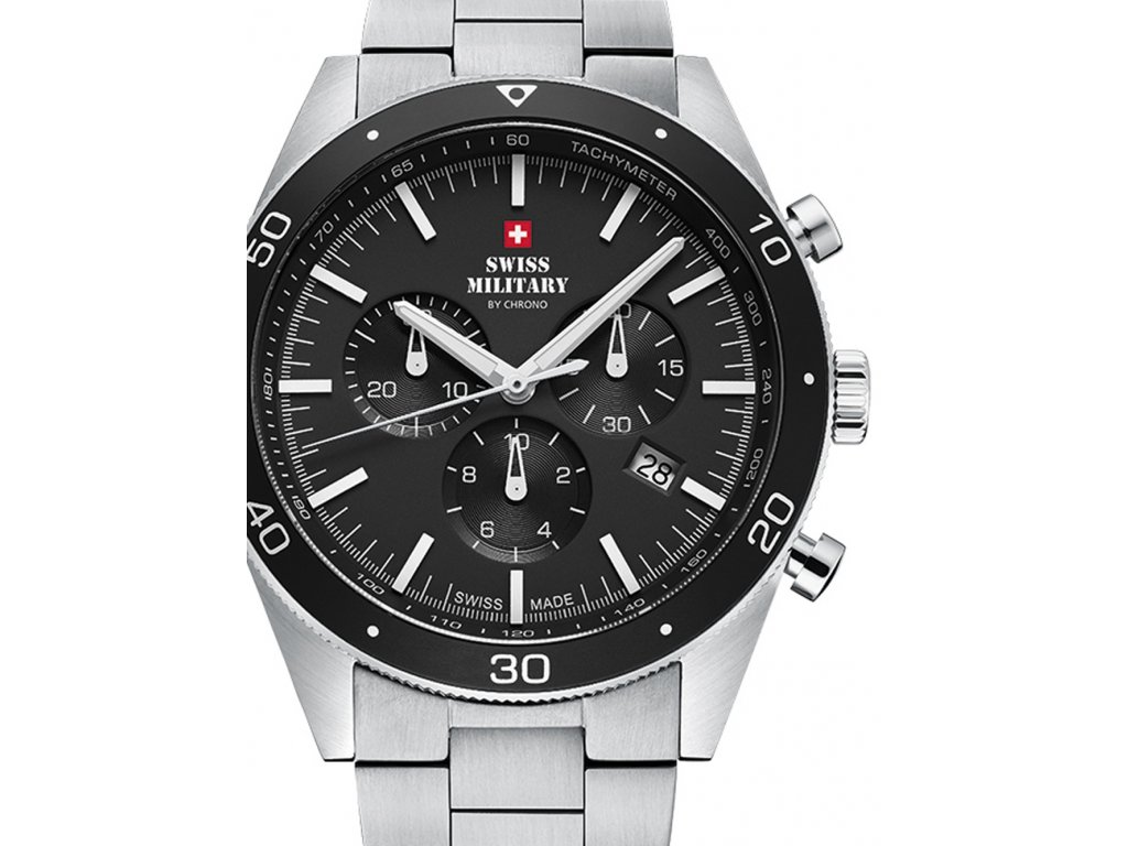 Pánské hodinky Swiss Military SM34079.01