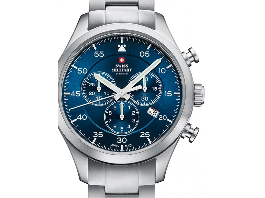 Pánské hodinky Swiss Military SM34076.02