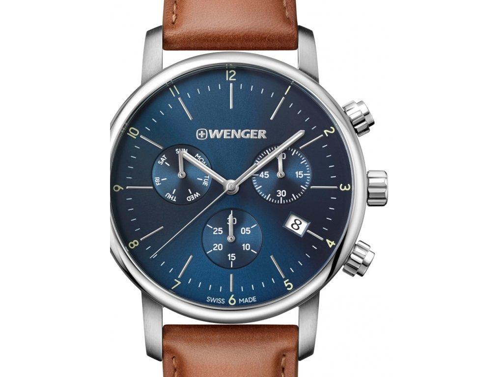 Pánské hodinky Wenger 01.1743.104 Urban