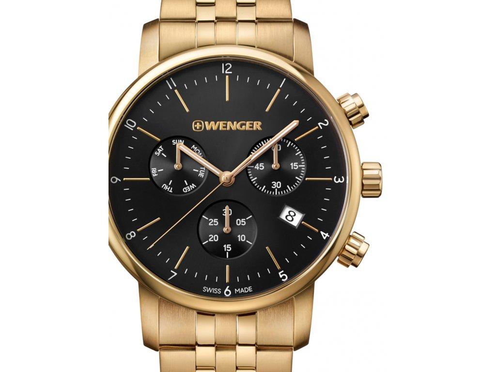 Pánské hodinky Wenger 01.1743.103 Urban